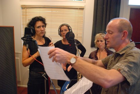 cd opnames studio Ridder Joris